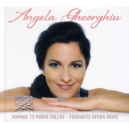 Homage to Maria Callas (CD)