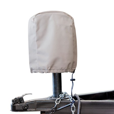 Universal RV Travel Trailer / Camper Electric Tongue Jack Cover