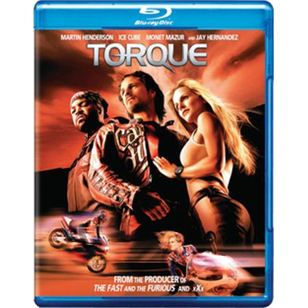 Torsion Collection (Torque (Blu-ray))