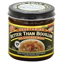 Broths: Better Than Bouillon Vegetarian