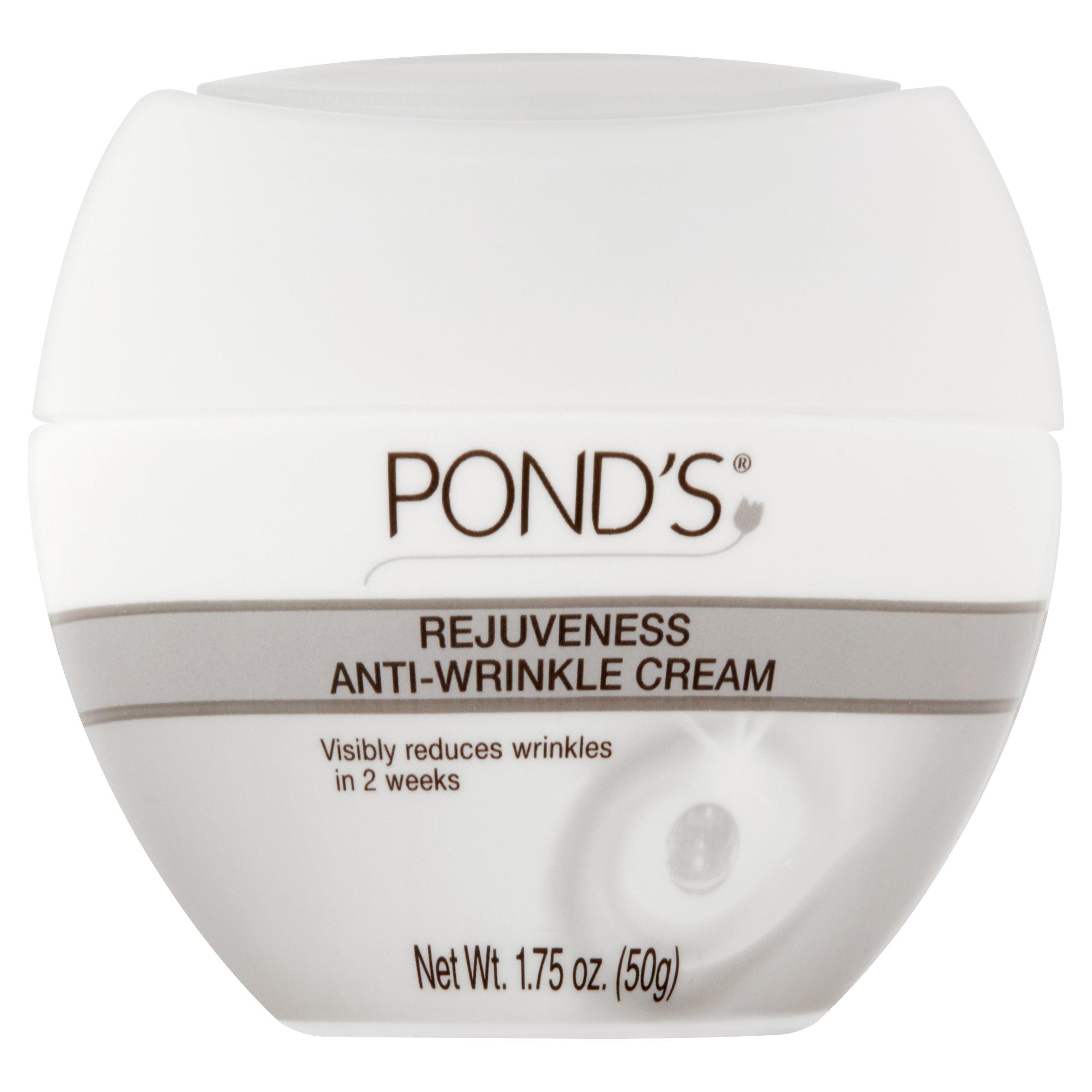Pond's Rejuveness Anti-Wrinkle Cream, 1.75 oz