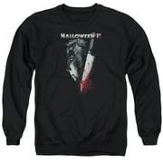 Halloween II Cold Gaze Mens Crewneck Sweatshirt