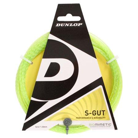 - S-Gut Biomimetic 16G Green Tennis String
