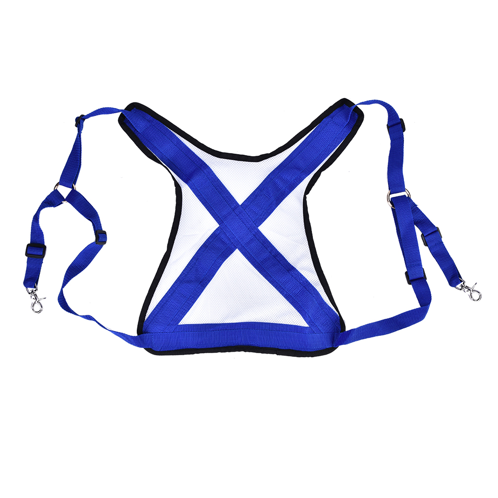 GLOGLOW Practical Ultralight Fishing Vest Belt Adjustable Shoulder Harness Tackle Equipment,Fishing Vest, Fishing Belt by