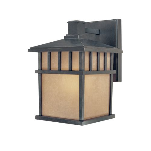 Dolan Designs 9117 One Light Outdoor Wall Sconce from the Barton Collection