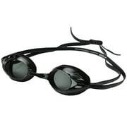 Speedo Vanquisher Optical Competition Swim Swimming Goggles Smoke Diopter -7.0