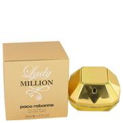 Paco Rabanne Lady Million Eau De Parfume Spray For Women 1.7 Oz