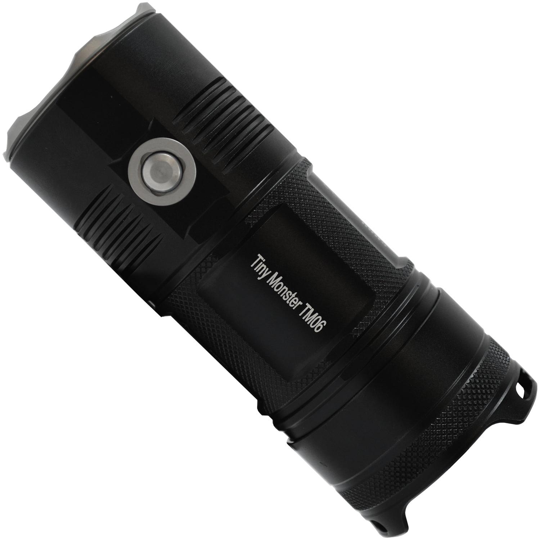 Nitecore Tiny Monster TM06 4000 lm Flashlight