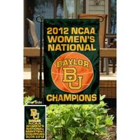 "Baylor Bears 13"" x 18"" College Garden Flag"