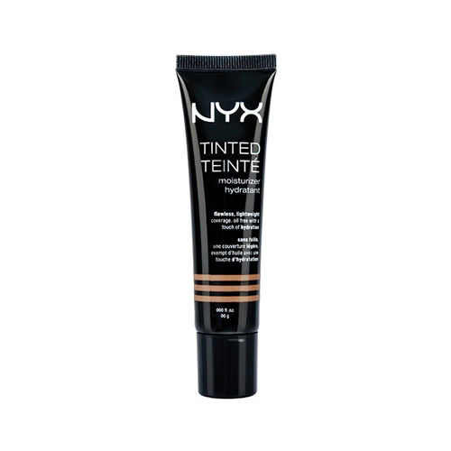 (6 Pack) NYX Tinted Moisturizer 06 Tan Absorb Health 60% Matrixyl 3000 With 100% Hyaluronic Acid Serum - 2 oz