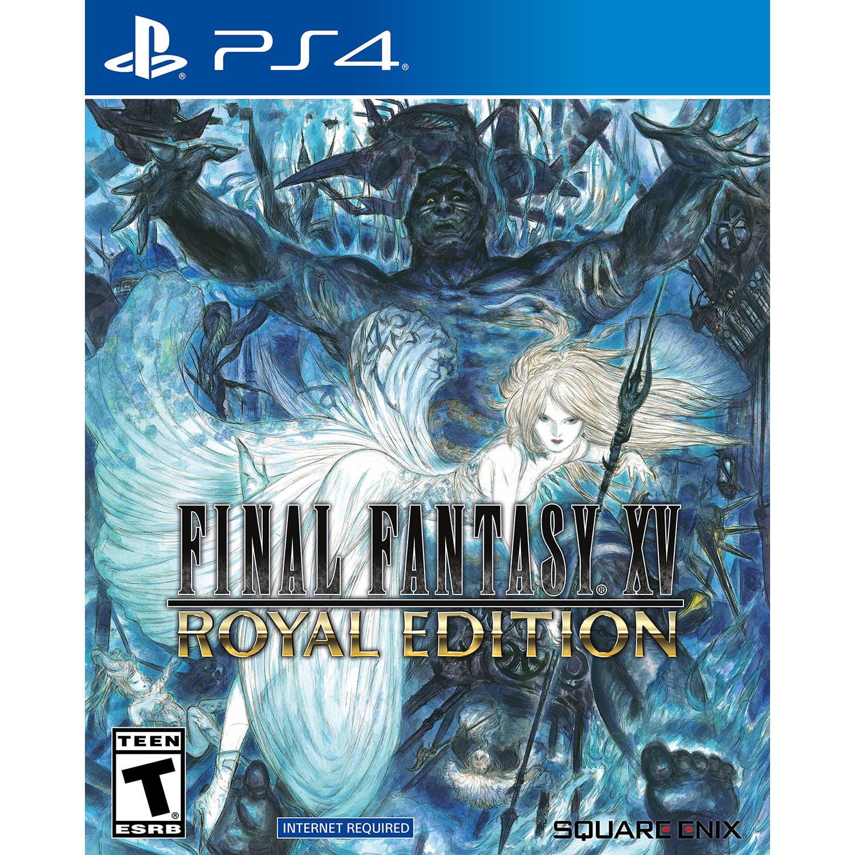 Final Fantasy XV Royal Edition, Square Enix, PlayStation 4, 662248920764