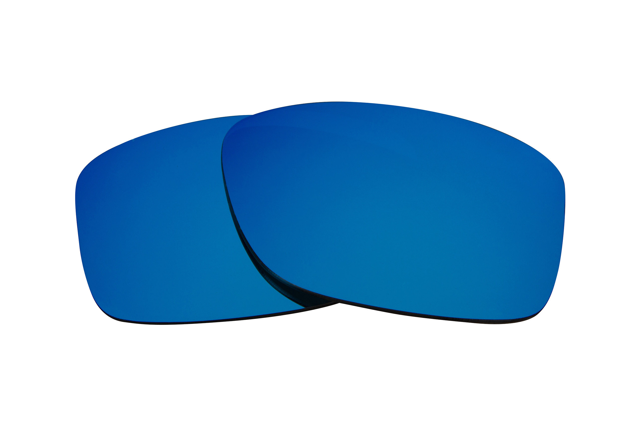 17a59500be Best SEEK Replacement Lenses for Oakley JUPITER SQUARED Black Blue Mirror -  Walmart.com