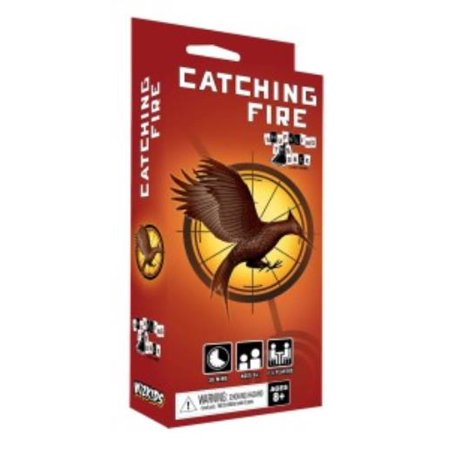 Hunger Games, The - Catching Fire, Shuffling the Deck Card Game (Fire Car Games)