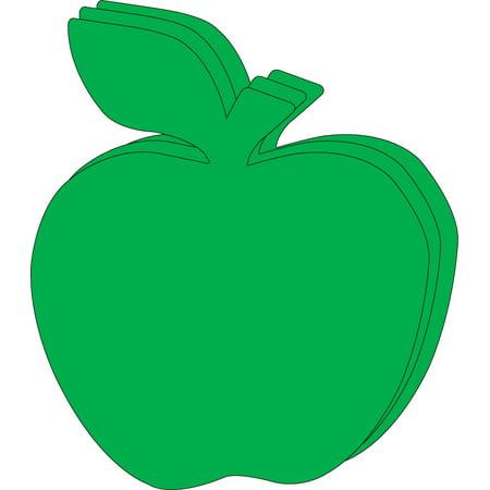 Super Cut-Outs - Single Color Green Apple](Apple Cut Out)