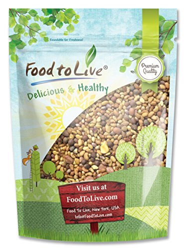 Food To Live Sprouting Seeds Broccoli and Friends (Broccoli, Clover, Radish, Alfalfa) (1 Pound) by Food To Live