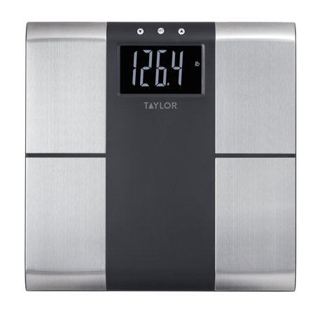 Taylor High Capacity 500 lb Ultimate Body Composition Scale
