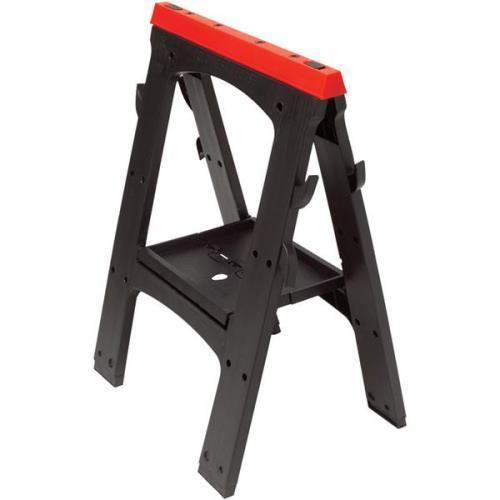 Performance Tool Heavy Duty Sawhorse Pair by