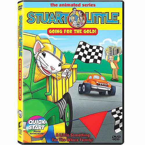 Stuart Little The Animated Series: Going For The Gold (Full Frame)