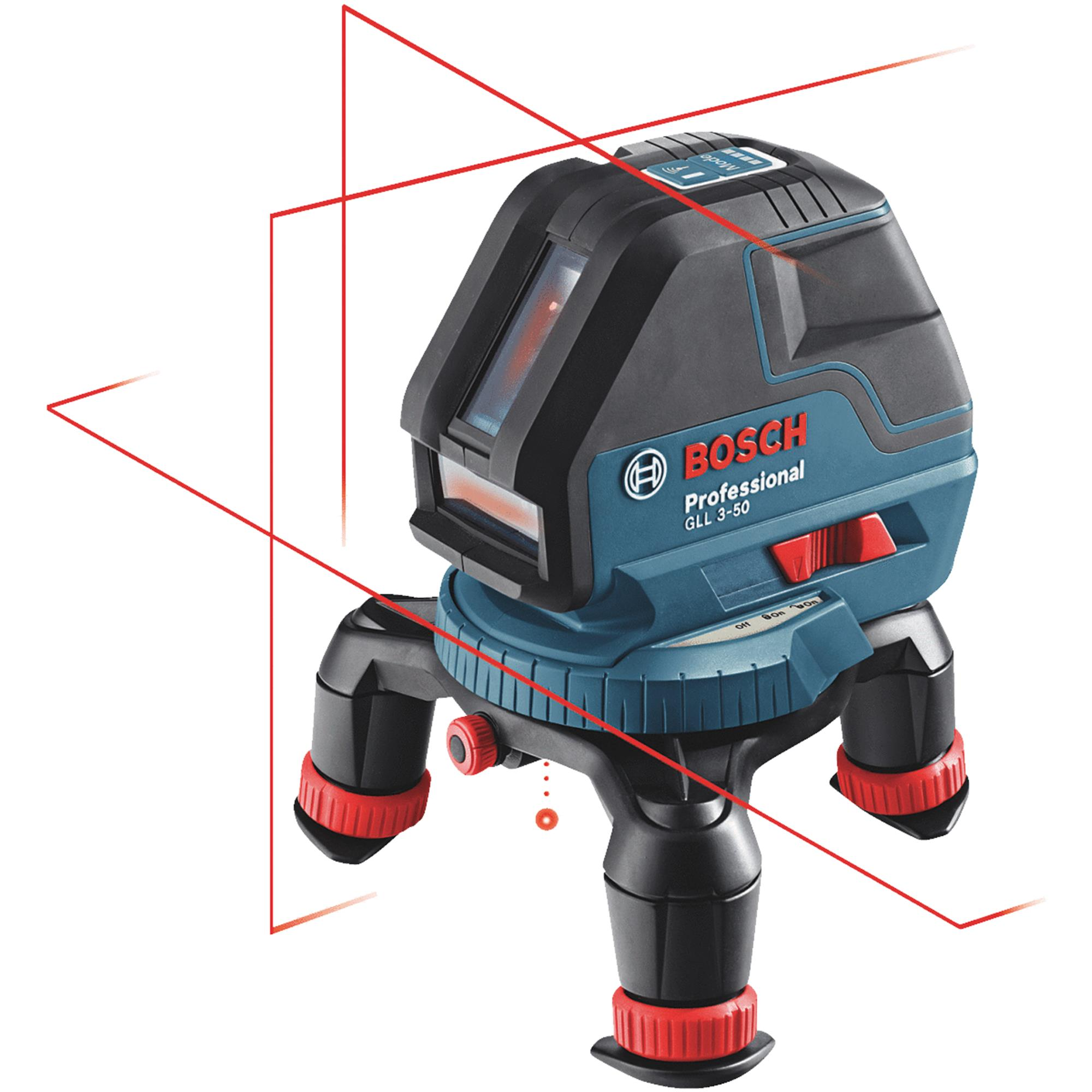 Bosch 360 Deg 3-Plane Leveling Laser Level with Layout Beam by Your Other Warehouse