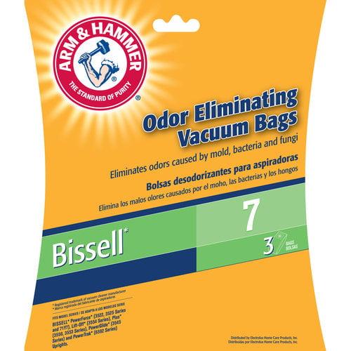 Bissell Style 7 Std Allergen Bag Pkg