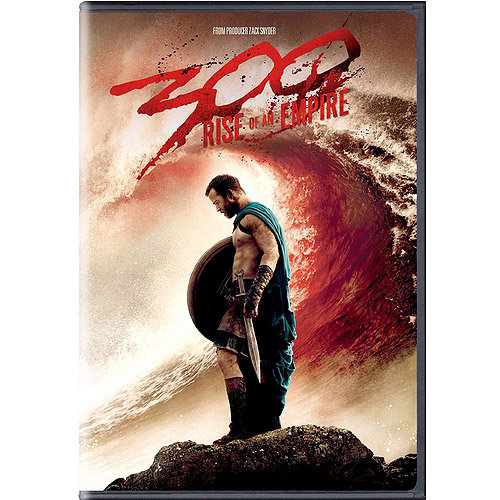 300: Rise Of An Empire (DVD + Digital With UltraViolet) (With INSTAWATCH)
