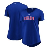 0bf08e6949034 Product Image Chicago Cubs Under Armour Women s Passion Road Team Font  Scoop Performance Tri-Blend T-