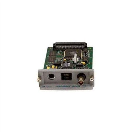 - HP JetDirect 600N J3111A J3111 EIO Print Server NIC Card