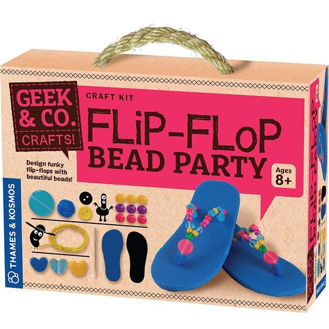ThamesKosmos 553009 Flip-Flop Bead Party
