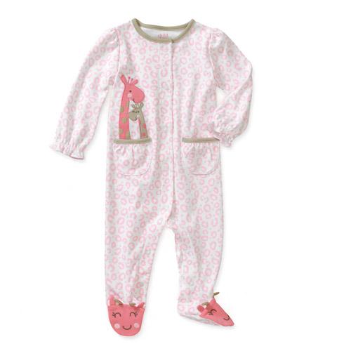 Child of Mine by Carters Newborn Girls' Giraffe Sleep n Play
