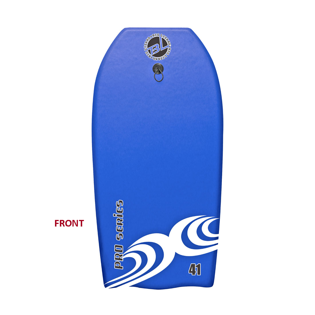 41 inch Hard Slick Bottom Bodyboard / Boogie Board