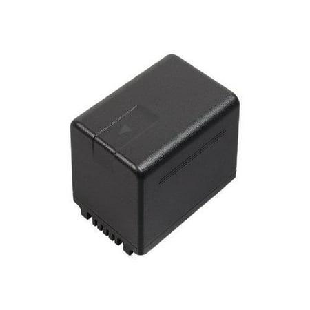 Panasonic HC-V770 Camcorder Battery Lithium-Ion 4000mAh - Replacement for Panasonic VW-VBT380 Battery