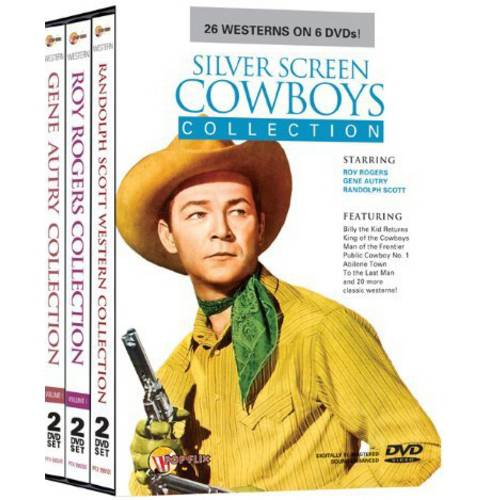 Silver Screen Cowboys Collection (Full Frame)