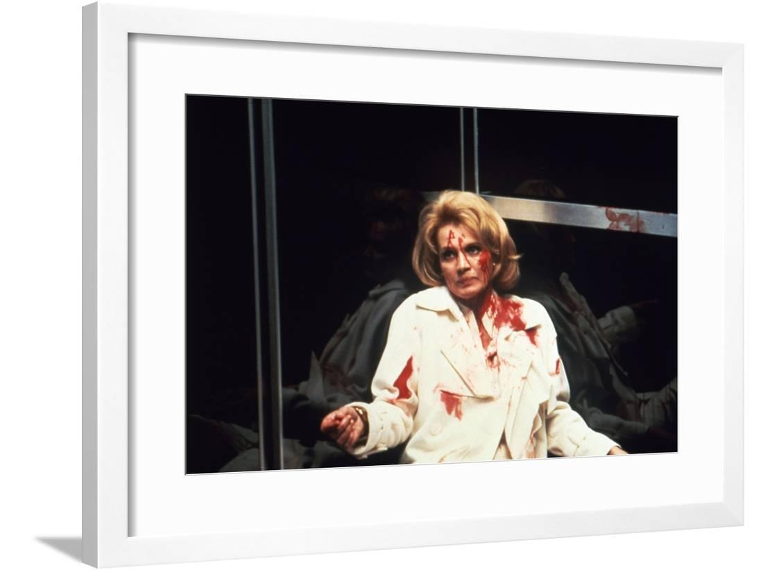 Angie Dickinson Oops dressed to kill, 1980 directedbrianpalma angie dickinson (photo)  framed print wall art - walmart
