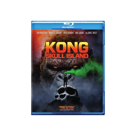Kong: Skull Island (Blu-ray) - Haunted Island Halloween Treasure Island