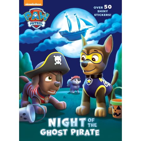 Night of the Ghost Pirate (Paperback)