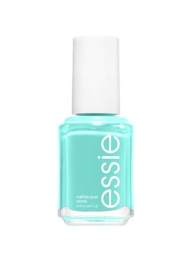 essie nail polish, turquoise & caicos, green nail polish, 0.46 fl. oz.