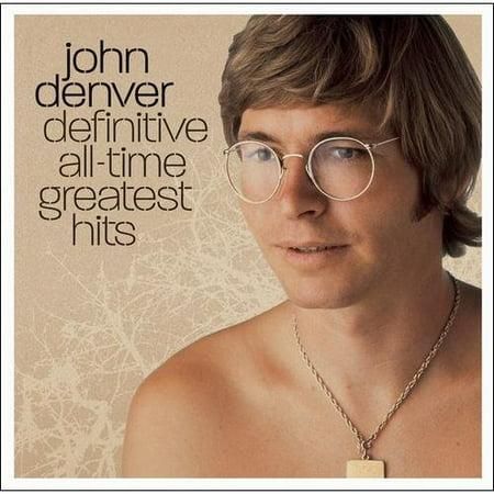 John Denver   Definitive All Time Greatest Hits  Remastered   Cd