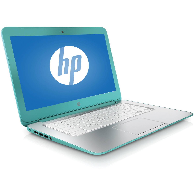 "Refurbished HP 14"" 14-q029wm Chromebook PC with Intel Celeron 2955U Processor, 4GB Memory, 16GB Solid State Drive and Chrome OS"