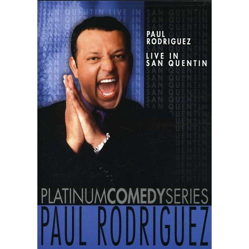Platinum Comedy: Paul Rodriguez: Live In San Quentin (Full Frame)