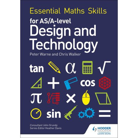 Essential Maths Skills for AS/A Level Design and Technology - eBook
