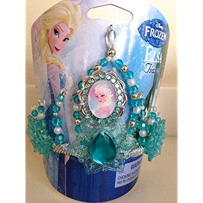 Disney Parks Princess Elsa from Frozen Costume Tiara Crown for Child NEW