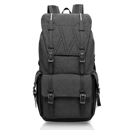 AKASO Laptop Backpack Large Capacity College School Backpack Water Resistant and Durable Stylish Megnetic Snap Closures Everyday Life and
