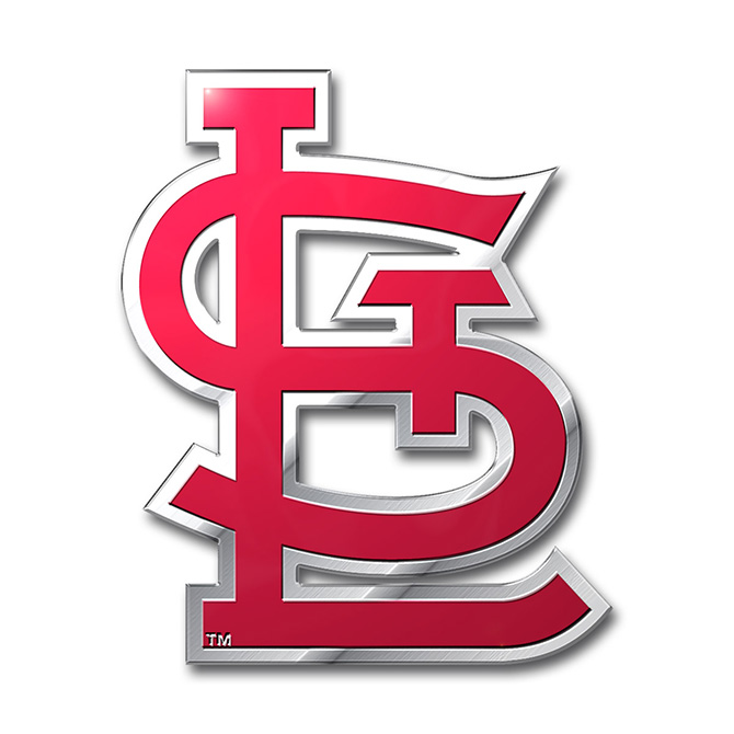 Team ProMark MLB St. Louis Cardinals Color Emblem