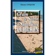Grain de sable à St-Pierre-Quiberon - eBook