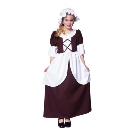 Colonial Girl Costume - Colonial Outfits