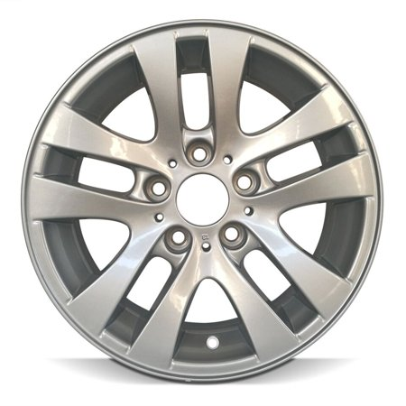 "Road Ready 16"" Aluminum Alloy Wheel Rim 06-12 BMW 323i 06 325i 07-12 328i 06 330i 07-10 335i 5 Lug 4.72"""