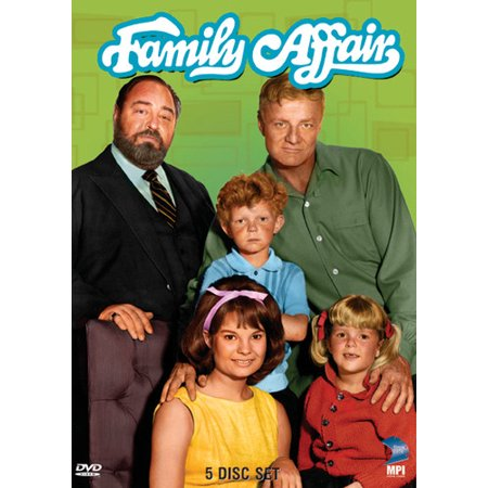 Family Affair: Season Four (DVD) (Sak Noel & Salvi Ft Sean Paul Trumpets)