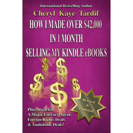 How I Made Over $42,000 in 1 Month Selling My Kindle eBooks -