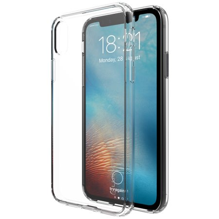 sneakers for cheap 5b50e b6bb8 Luvvitt Clear View Case for iPhone X