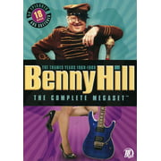 Benny Hill: The Thames Years 1969-1989 Megaset by ARTS AND ENTERTAINMENT NETWORK
